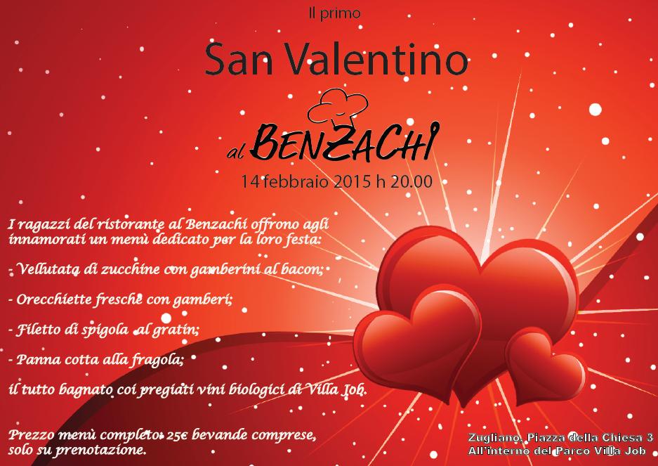 san valentino benzachi
